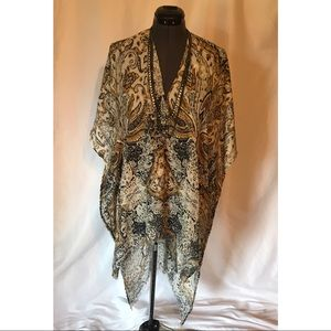 Jackets & Blazers - NWT lightweight Poncho or Cover-up